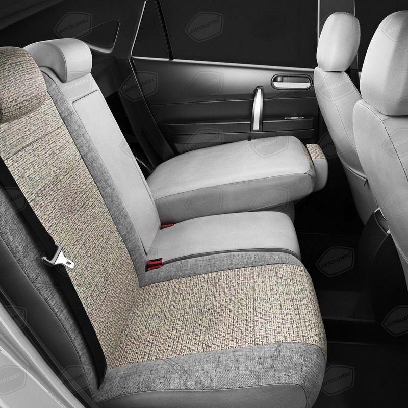Чехлы для сидений лен Renault Koleos C 2008-2019